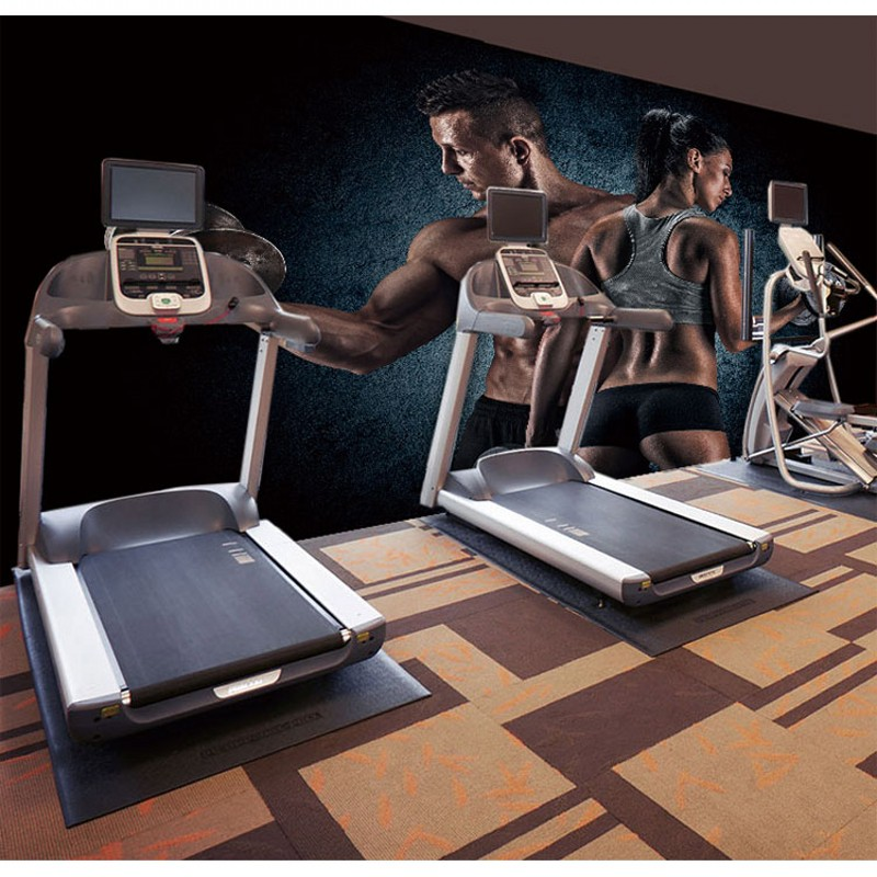 Wallpaper 3d Extreme Sports Fitness Muscle Men Women