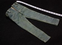 1/6 scale Male Blue Pants Nostalgic Light Jeans For 12 Action Figure