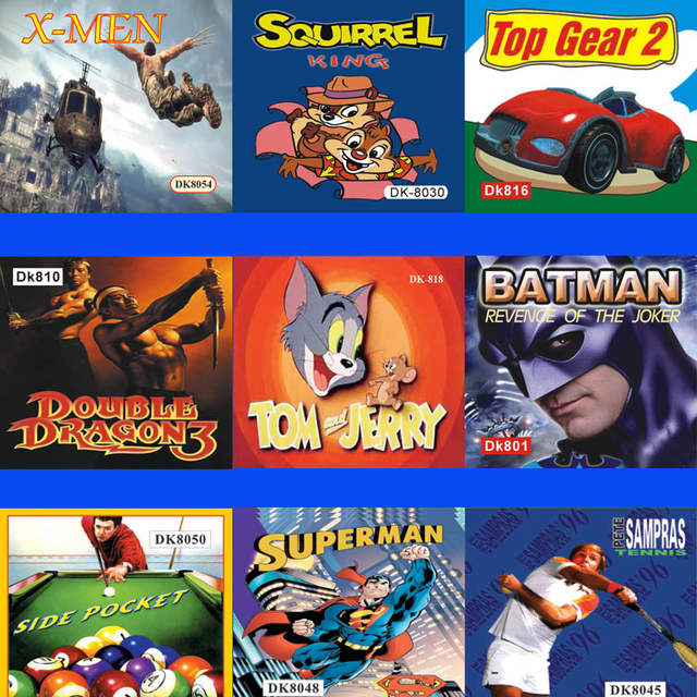 Tienda Online Personalizado Juegos Sega Genesis Sistema Md Juego