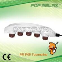 POP RELAX Far infrared heating 5 balls tourmaline projector PR-P05 off-white