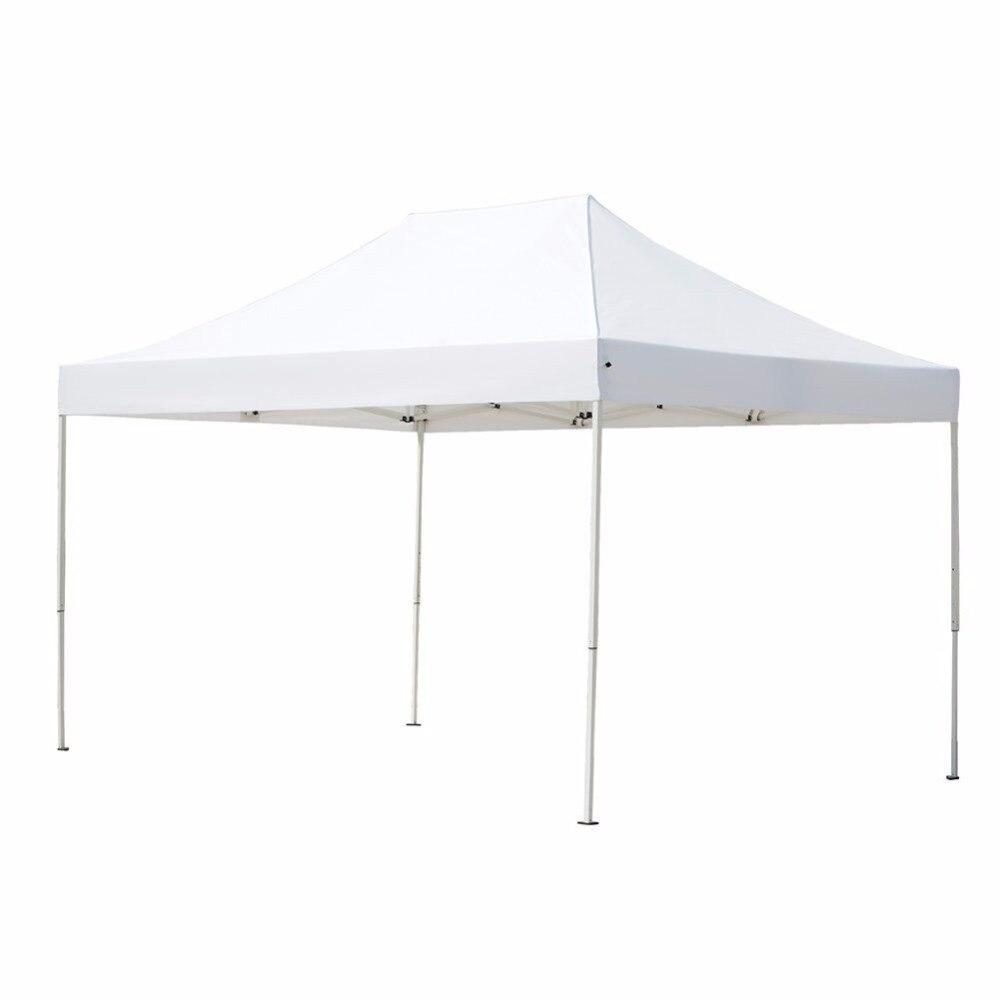 Heavy Duty Portable Canopy : Abba patio ft outdoor heavy duty pop up portable
