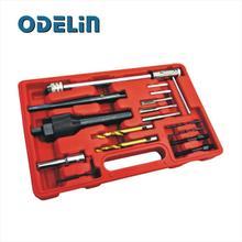 Universal 16 UNIDS 8mm y 10mm Dañado Bujía Removal Tool Kit de Instalación