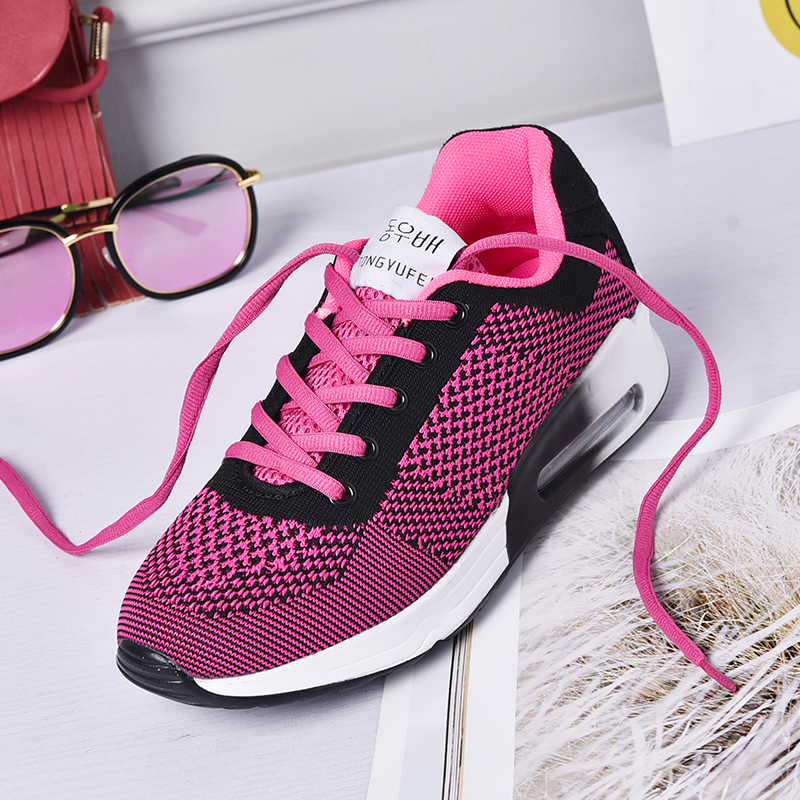 New high quality Women running Shoes Women Sneakers air sports jogging sneakers outdoor athletic trainers shoes size35-40
