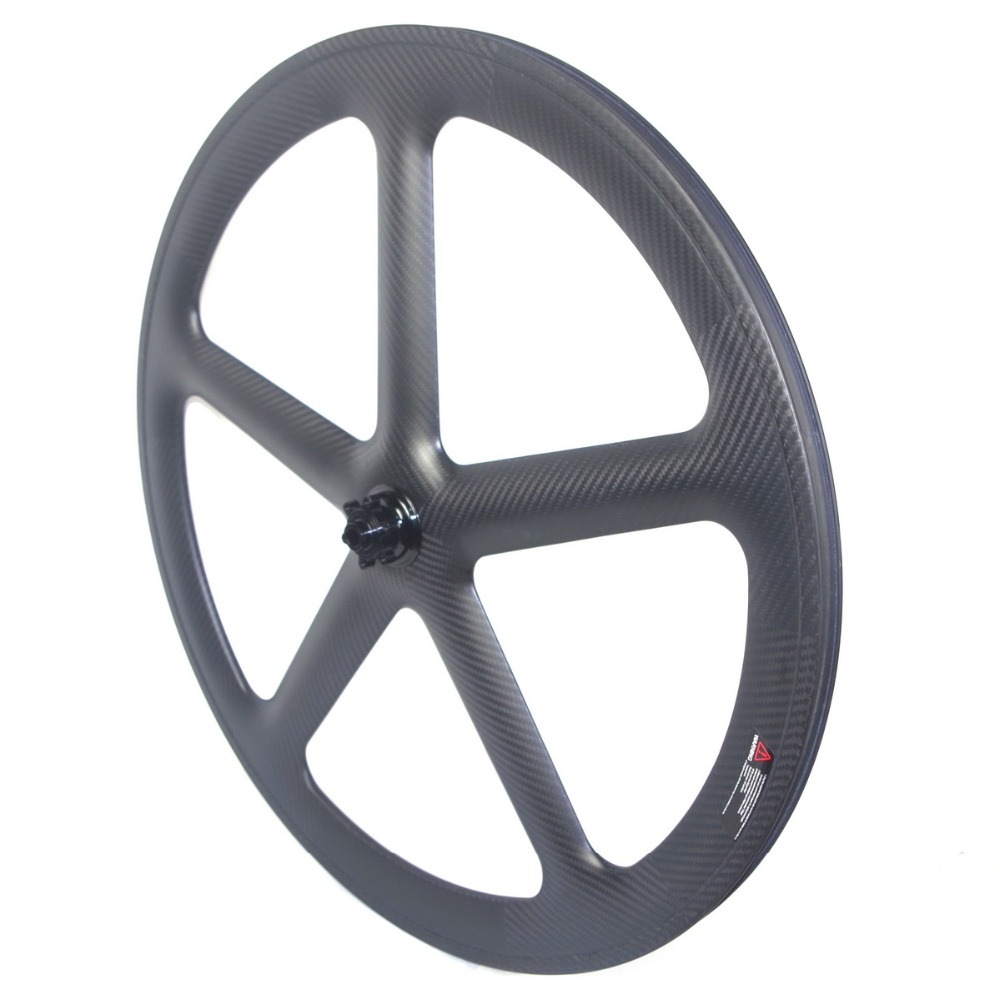 Image 2 - 5 spoke carbon road wheelset five spoke disc brake carbon road wheels road bike carbon clincher wheels tubular wheelstubular wheelsclincher wheelcarbon road wheels -