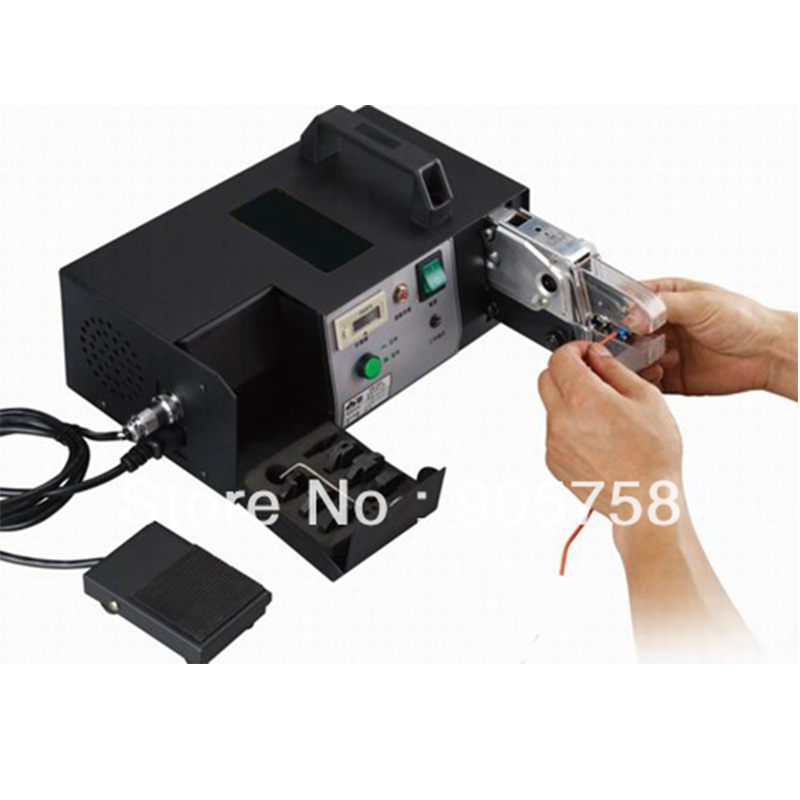 Em 6b3 Electric Terminal Crimping Machine With Crimping
