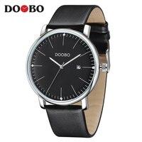 2017 Brand DOOBO Mens Watches Luxury Sports Watches Waterproof Military Watch Men Fashion Casual Quartz Wristwatches