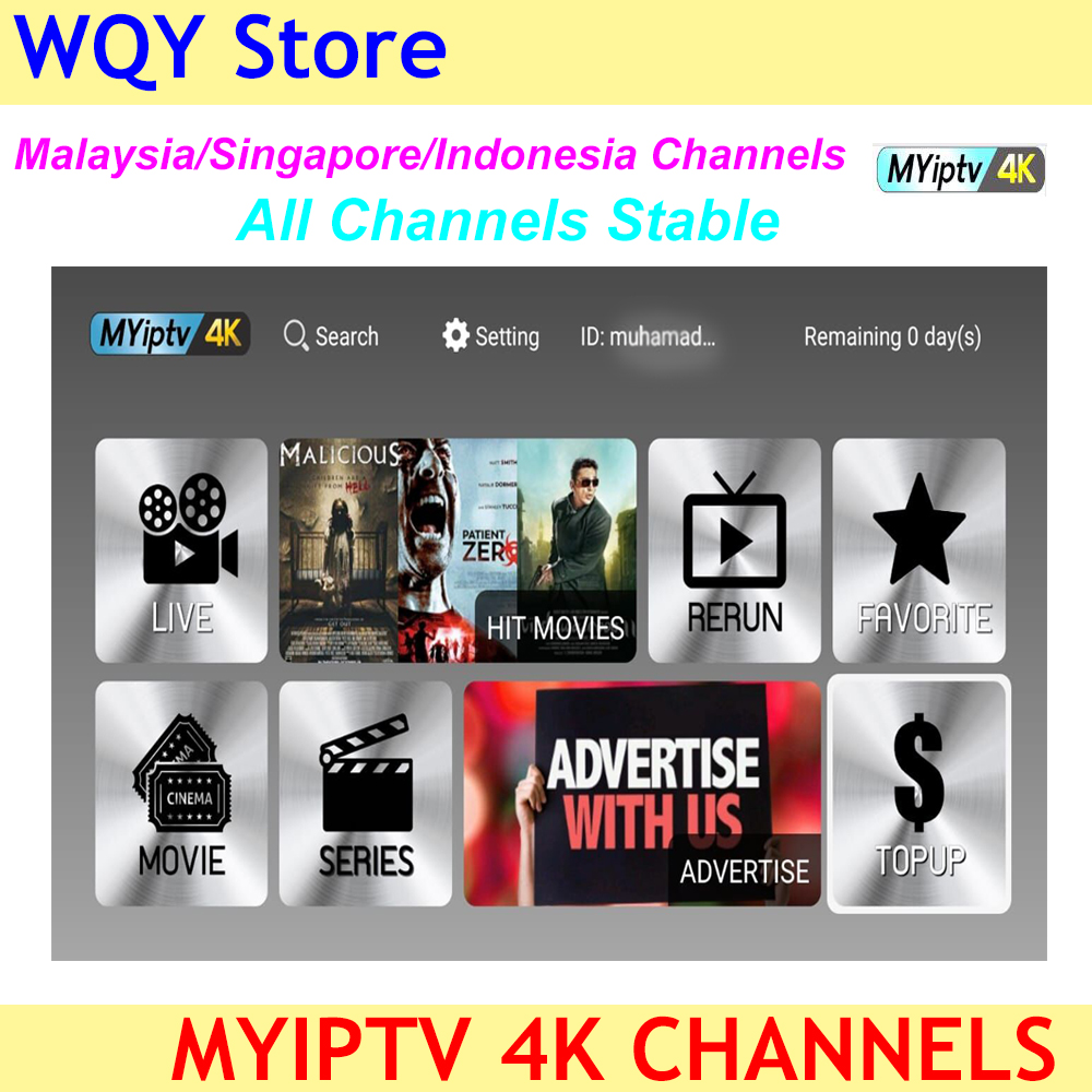 top 8 most popular myiptv list and get free shipping - ejhh83n6