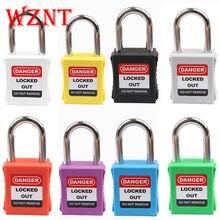 2pc 送料無料ロト 38 ミリメートル色異なるセキュリティロック安全南京錠