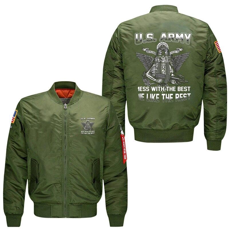 04 De Moi Meilleur Bomber Veste Black green Duong Vol blue Hommes Comme Le Gâchis Avec rxwYr1fXq
