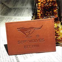 customizeLeather этикетка ручная работа пэтчворк diy швейная ткань одежды(200 шт/партия) Заказная Комплексная