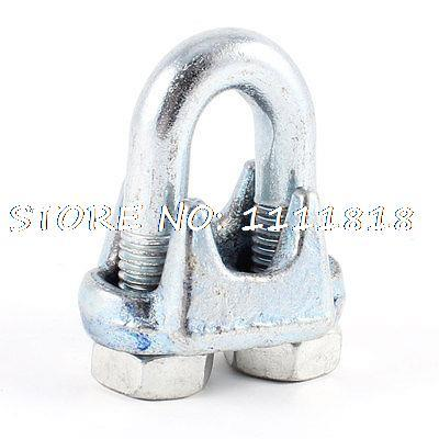 15mm 9 16 Wire Rope Clip Saddle U Shaped Bolt Cable Clamp Fastener