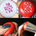 BORN PRETTY Nail Stamper DIY Kit Set 1Pc 4cm XL Stamper Squishy Marshmallow Nail Art Stamper And 1PC Scraper