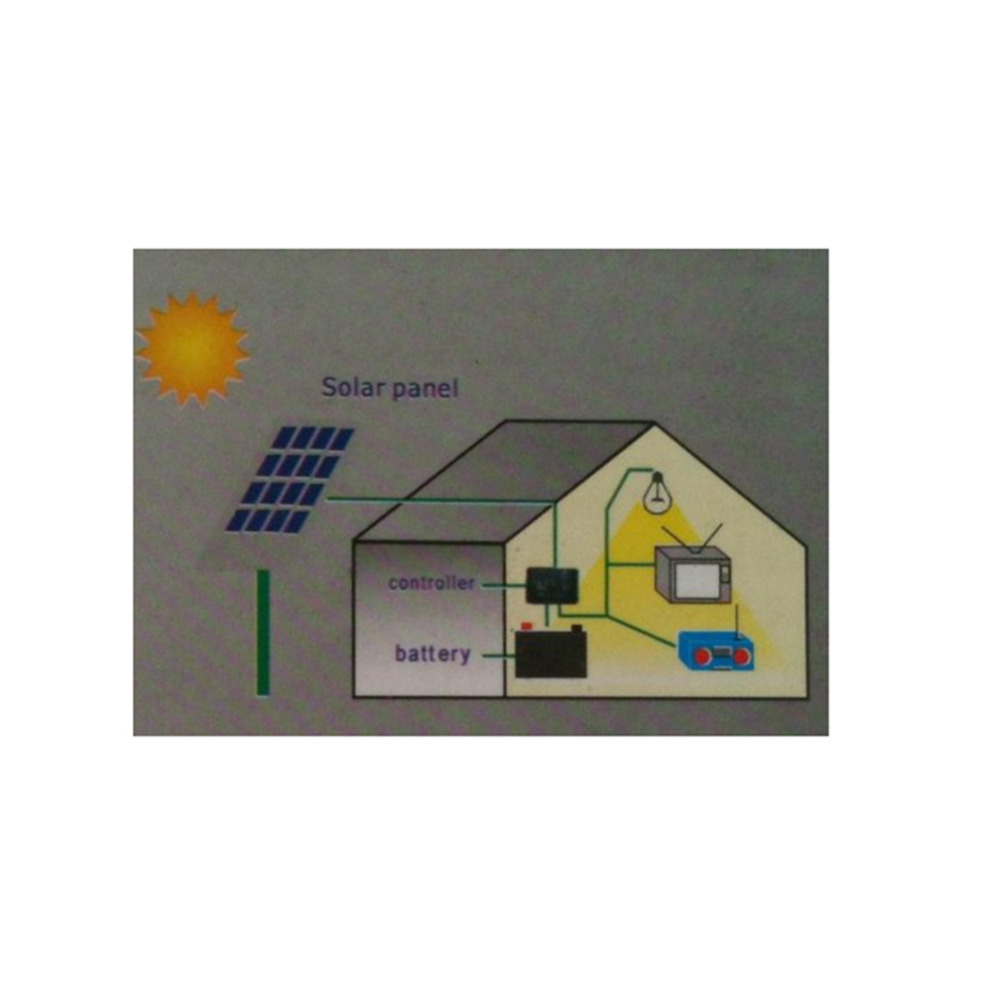 Solladdare LCD Tensione 10A 20A 30A 12 V / 24 V PWM Regolatore Solare - Reservdelar och tillbehör för mobiltelefoner - Foto 5