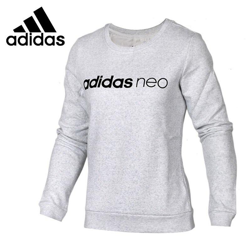 Original New Arrival 2017 Adidas NEO Label CE FLC SW Women's Pullover Jerseys Sportswear original new arrival 2018 adidas neo label m ce ss men s pullover jerseys sportswear
