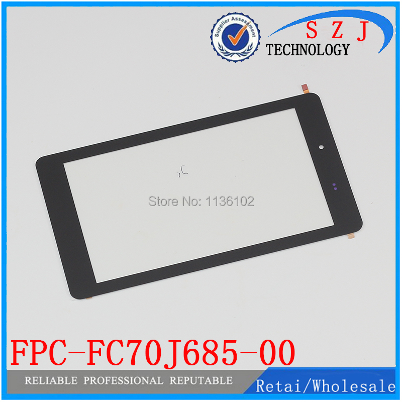 (Ref: FPC-FC70J685-00 ) New 7 inch tablet touch screen Capacitive touch panel free shipping