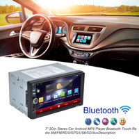 Cimiva 7 Inch Android 5 1 1 Car DVD GPS Player Capacitive HD Touch Screen Radio