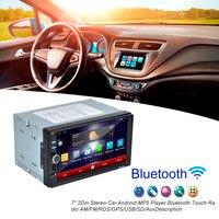 Cimiva 7 pouce Android 5.1.1 Voiture DVD GPS Lecteur Capacitif HD Écran tactile Radio Stéréo 8G/16G iNAND Arrière Vue Caméra Parking