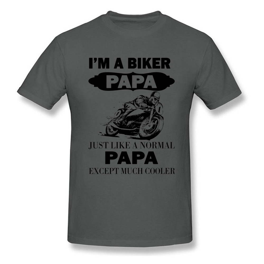 HTB1itCUmiCYBuNkHFCcq6AHtVXaI - Biker Papa Cooler Father T-shirt Summer Grey Tops Men T Shirt Funny Design Clothing Father's Day Gift Tshirt Moto Lover