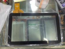 10.1 pulgadas Tablet PC MF-595-101F fpc pantalla de la capacitancia de la pantalla táctil FM101301KA DH-1007A1-FPC033-V3.0 XC-PG1010-005FPC paneles de vidrio