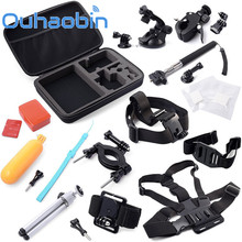 Ouhaobin Storage Carry Bag Chest Strap Holder Accessories Set for Gopro Hero 2 3 3+ Oct 16 Dropship