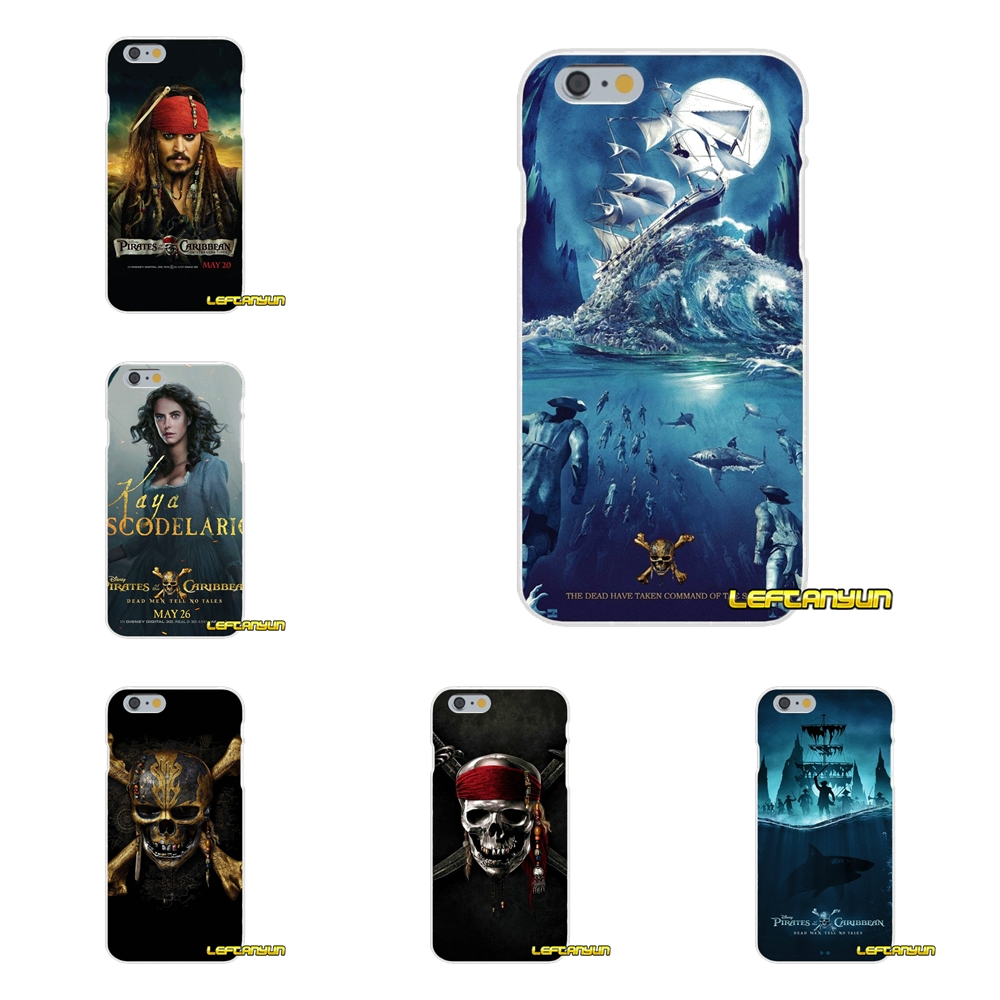 For Samsung Galaxy A3 A5 A7 J1 J2 J3 J5 J7 2015 2016 2017 Pirates of the Caribbean 5 Coque Soft Phone Case Silicone