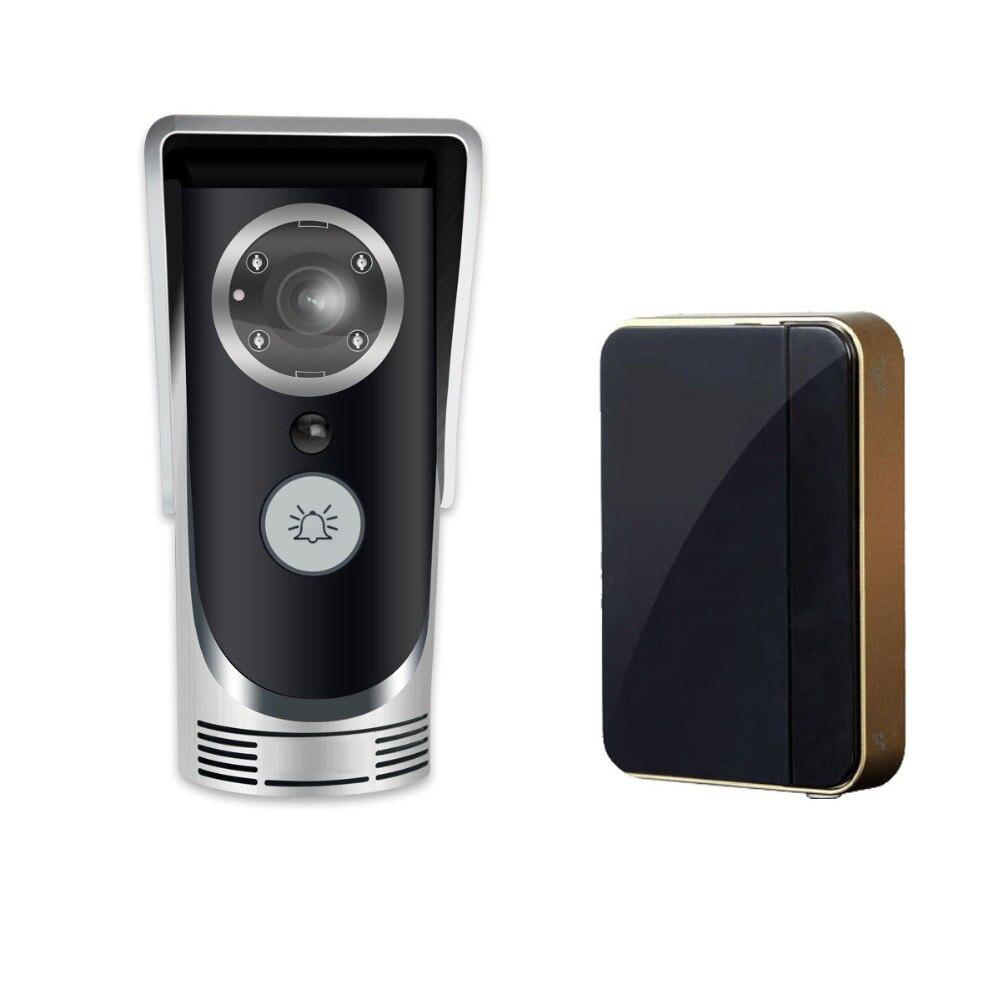 Фотография CCTHOOK Doorbell 720P WiFi Video Doorbell