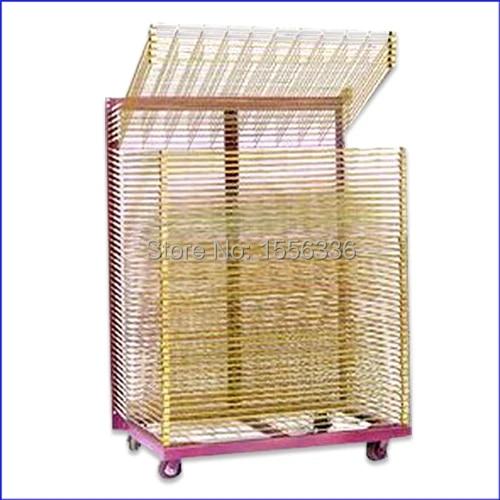 sale precison silk screen printing drying rack industrial drying rack