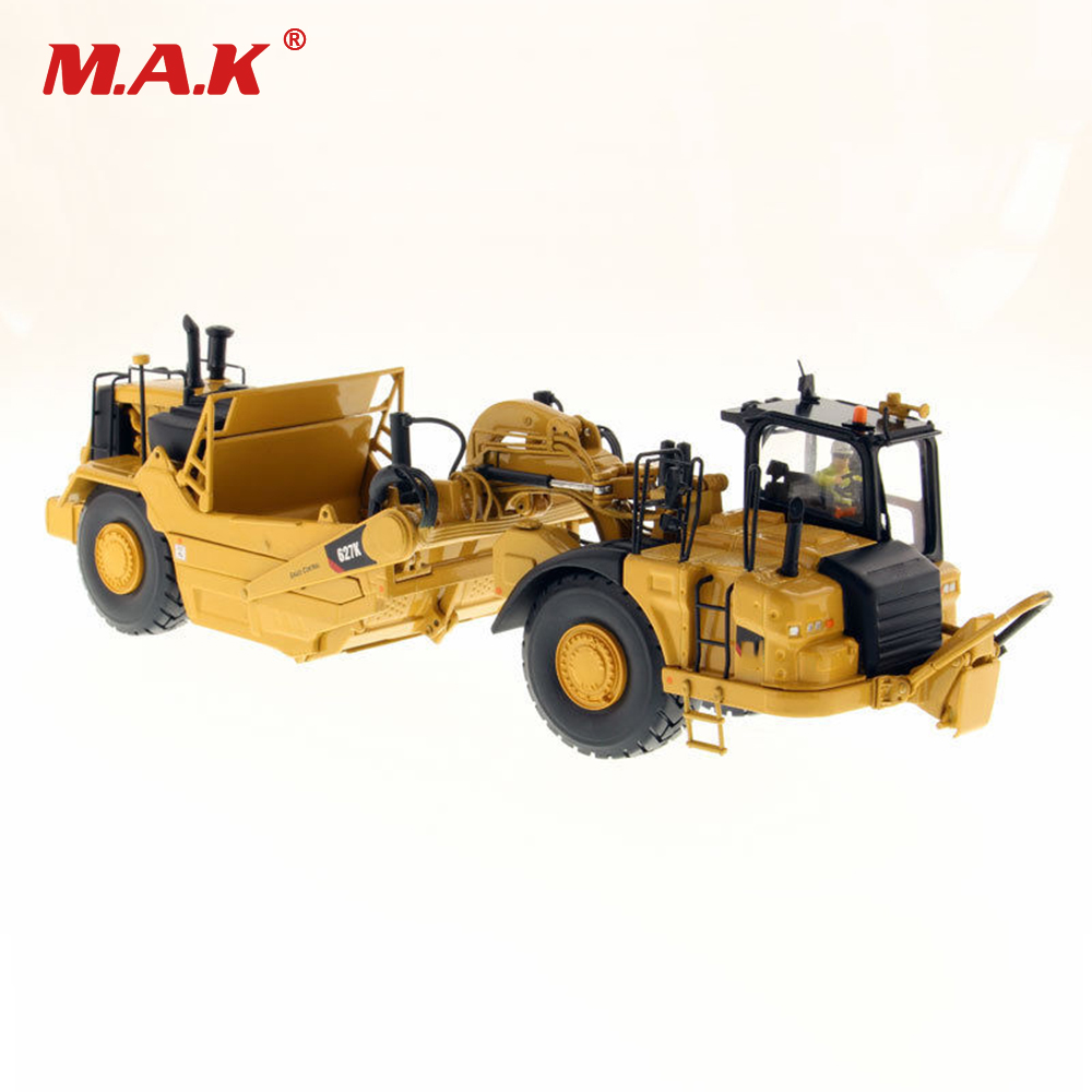 1/50 Alloy Diecast Bulldozer DM 627K Wheel Dozer   Scraper High Line 85921 Tractor Vehicles Model Toys for Collection Children-in Diecasts & Toy Vehicles from Toys & Hobbies    1