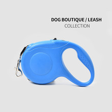 3M/5M Dog Leash Retractable Nylon Reflective Pet Leashes Traction Rope Dogs Training Supplies