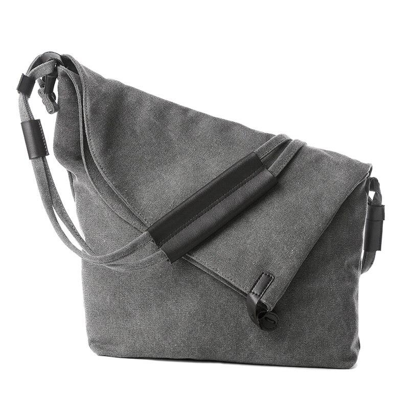 KVKY Hot Sale 8 Color Style Designer Unisex Large Capacity Girl school bag Men shoulder crossbody Women Messenger Canvas Big Bag