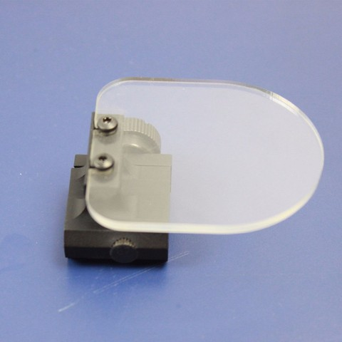 Foldable Airsoft Sight Scope Lens Screen Protector Cover Shield Panel 20mm Rail Mount Islamabad