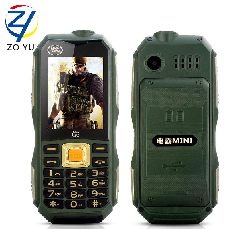 Цена за ZOYU C12 ТВ старший телефон 2 8gdual sim двойной резервный мобильный телефон land rove бизнес телефон фонари сотовый телефон телефон