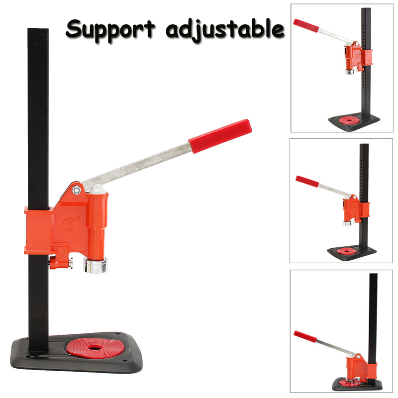 Beer Bottle Capper Auto Lever Bench Capper Home Brew Manual Capping Machine Bar Accessories