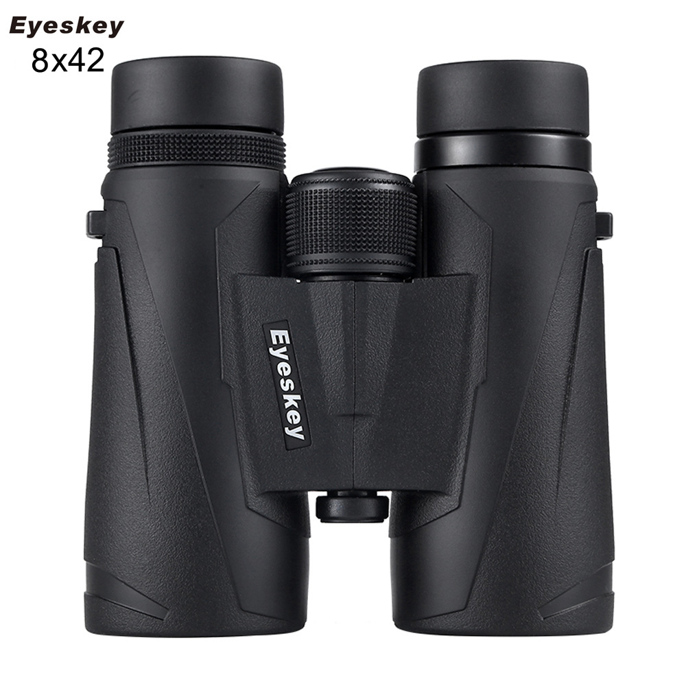 Eyeskey 8x42 Professional Waterproof Binoculars Extra Wide Field of View High Transmittance Telescope for Travelling and Hunting-in Monocular/Binoculars from Sports & Entertainment
