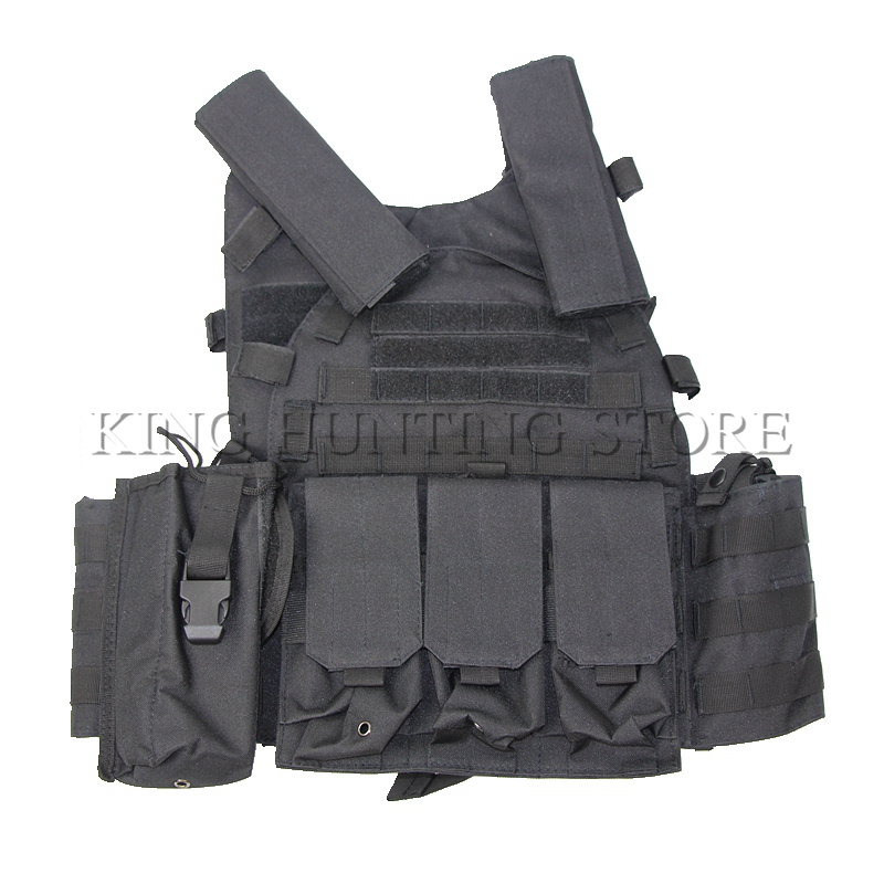 Free Shipping Airsoft Vest for Paintball Game CS Games Load Bearing Combat Training Hunting Tactical Vest wosport tmc transformers cqb lbv molle vest military airsoft paintball combat assault cs field protection vest free shipping