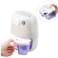 Dehumidifier Air Dryer Electric Air Dehumidifier For Home 500Ml Water Tank