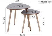 50*51 см деревянная тумбочка Диван тумбочки Кофе Таблица