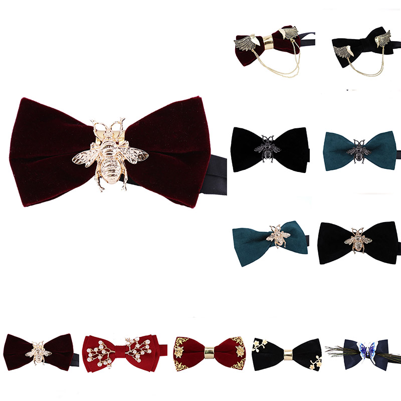 Birthday Bow Tie Gift Creative Creative Casual And Formal Ties