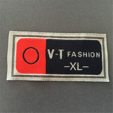 Customized Double Density Soft Woven Label