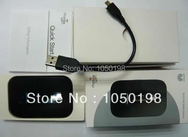 Huaawei E5756 DC-HSPA+ 42Mbps Mifi modem original unlock dc hspa 42mbps huawei e5756 3g wireless router support hspa hspa umts