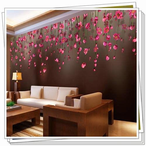 3d murales de pared pared de papel mural del papel pintado - Murales de pared 3d ...