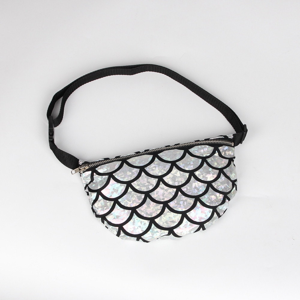Mermaid Sequins Fanny Pack