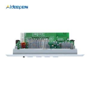 Image 4 - وحدة فك تشفير المكالمات بالبلوتوث صغيرة 5 فولت MP3 WAV U Disk وبطاقة TF USB مع جهاز تحكم عن بعد لمضخم صوت 2*3 واط