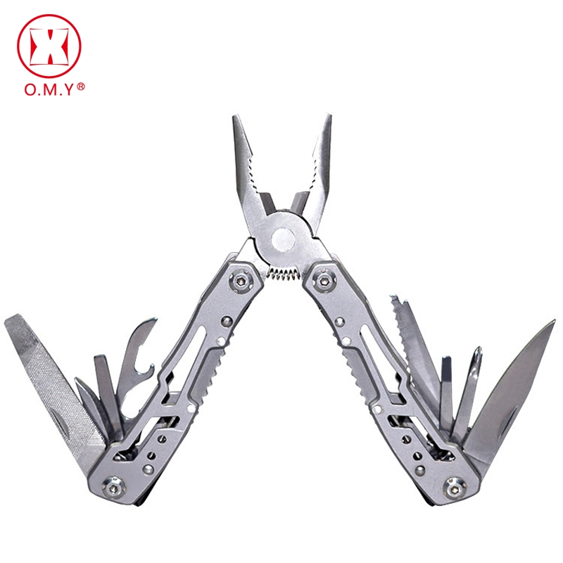 OMY High Quality Professional Portable Outdoor Multi-function Pliers Multi Tools with Safety Lock Mechanism Hand Tools