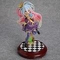 No Juego No Vida Shiro Imanity 1/7 Escala Pintado la Figura de Colección Modelo de Juguete 22 cm SGFG313