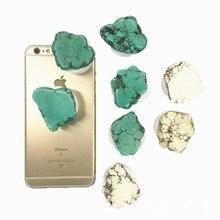 Держатель для телефона, сосновый камень, популярное кольцо, расширяющаяся подставка, держатель для пальца, подставка для мобильного телефона
