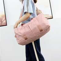 Gym Bag Female Tide Wet And Dry Separation Swimming Gym Bag Luggage Male Hand Large Capacity Light Short Travel Bag
