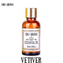 Famous brand oroaroma natural Vetiver Essential Oil skin Cal
