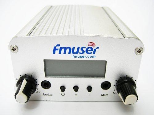 5 Вт CZH-5C FM стерео PLL вещания передатчик бесплатная доставка