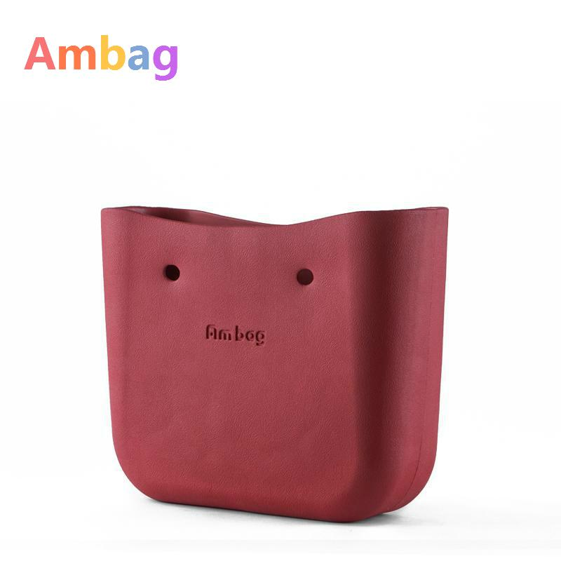 bag Parts Big Bag Body Classic Women Bags Fashion style Handbag bags Accessories Spare DIY Parts AMBAG EVA Plastic Lightweight many colours mini mid size 30cm x 10cm x 28cm o bag obag style ambag body women s fashion eva handbag